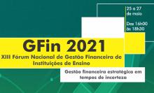GFin – XIII Fórum Nacional de Gestão Financeira de Instituições de Ensino