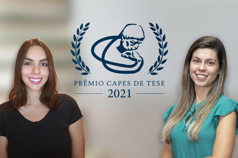 Duas professoras do Unilavras receberam prêmio da CAPES